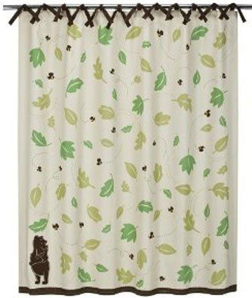 Winnie The Pooh Shower Curtain Bathroom Decor Pinterest