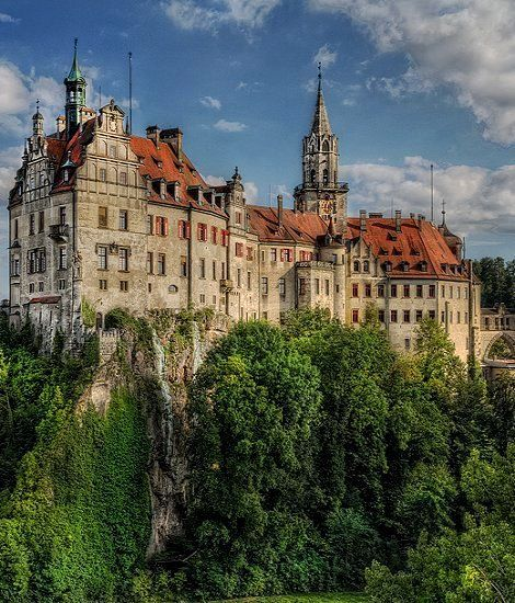 Schloss Sigmaringen in Germany.
