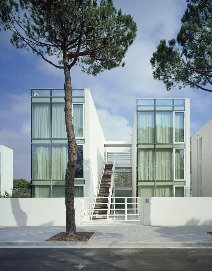 Jesolo Lido Village u2013 Richard Meier u0026