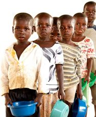 Help to release a child from poverty in Jesus' name today!