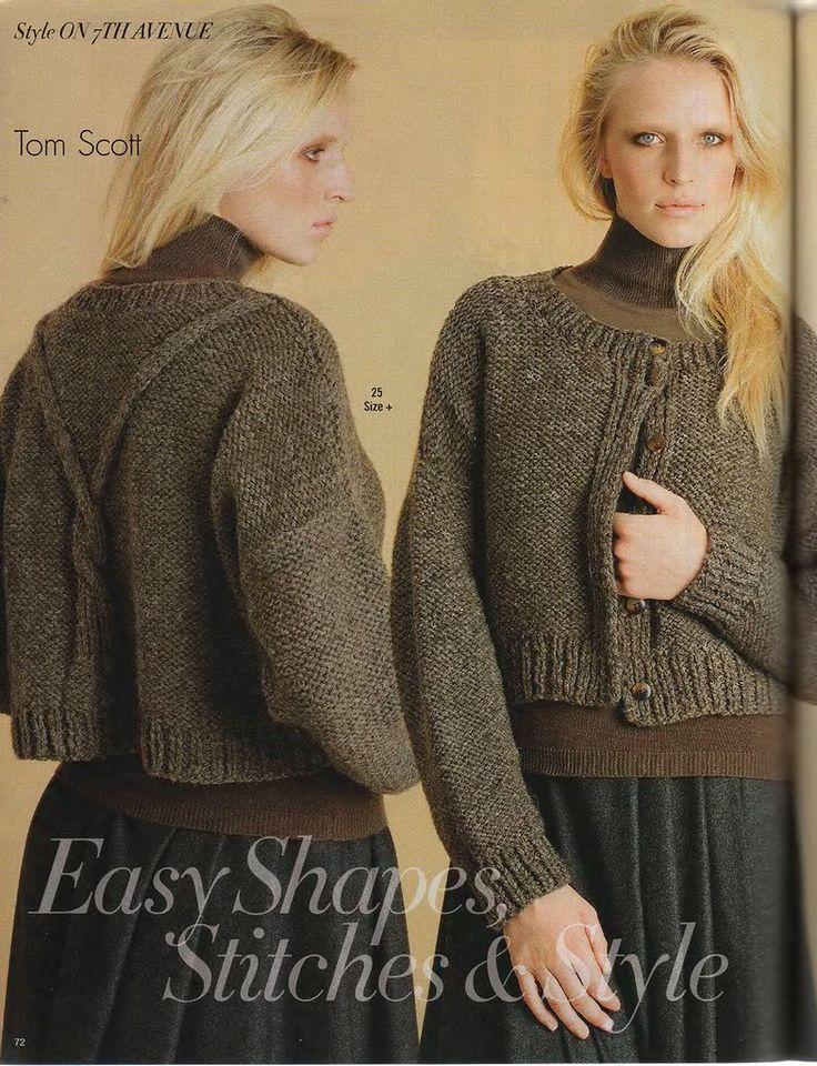 Альбом«Vogue Knitting. Winter 2010 - 2011». Обсуждение на LiveInternet - Российский Сервис Онлайн-Дневников