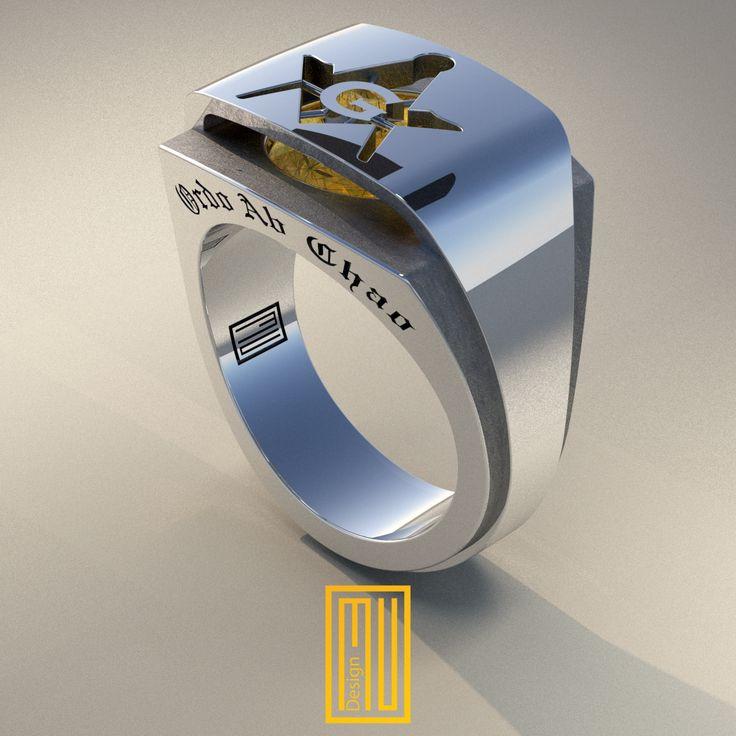#AASR #mastermason #925kSilver #Amber #gemstone #ring is ready. Please visit www.etsy.com/shop/mudesignjewelry