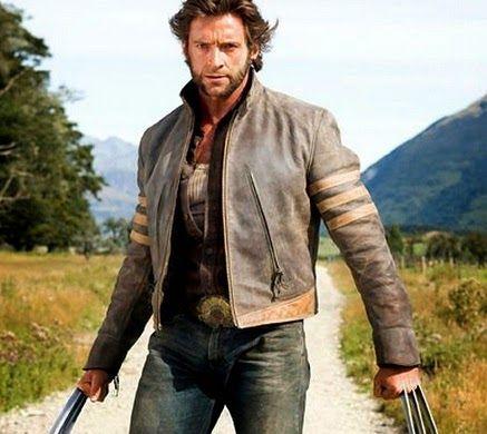 Jaket Kulit Wolverine