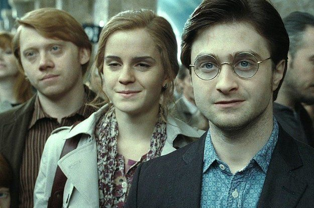 How Many Harry Potter Characters Can You Name In Three Minutes? I nailed it!