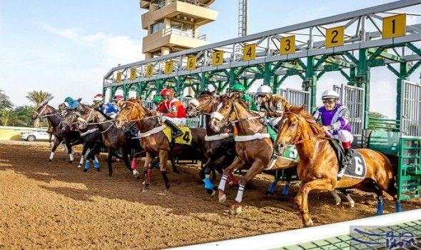 نادي الفروسية في الرياض ينظم حفل سباقه الـ 52 أقام نادي الفروسية اليوم حفل سباقه الـ 52 على ميدان الملك عبدالعزيز للفروسية Horseriding Fair Grounds Sports