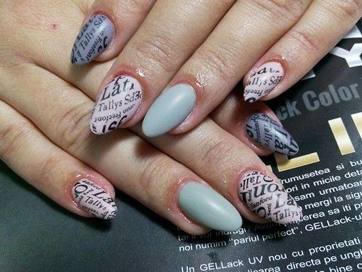 paper nails