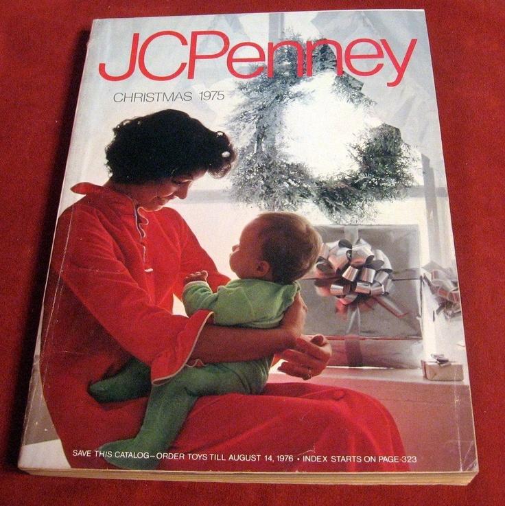 The JC Penney Christmas Catalog