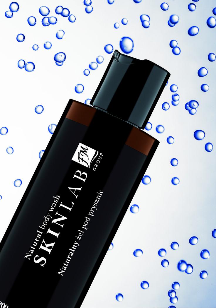 #Body_Wash της σειράς Skin Lab, ο πλούτος των φυσικών συστατικών σε ένα φυσικό αφρόλουτρο!