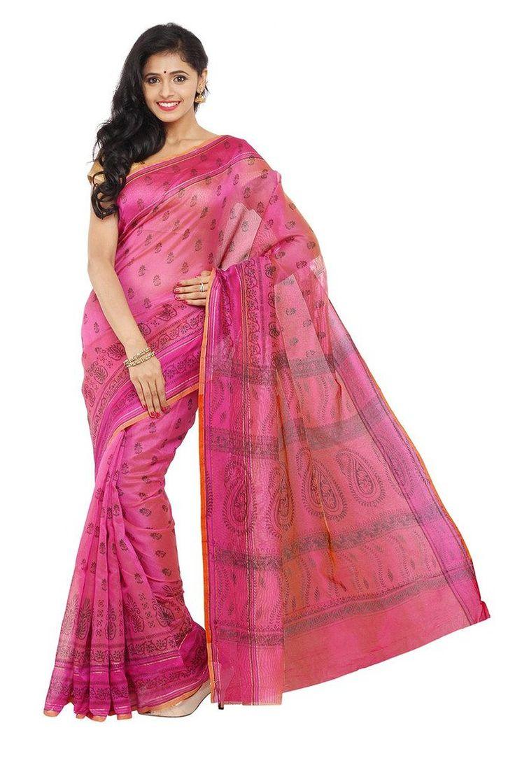 Parchayee Pink mysore Art silk Printed Saree FS: Amazon : Clothing & Accessories  http://www.amazon.in/s/ref=as_li_ss_tl?_encoding=UTF8&camp=3626&creative=24822&field-keywords=mysore%20silk%20sarees&linkCode=ur2&tag=onlishopind05-21&url=node%3D1968256031  #Mysore #Silk #Sarees