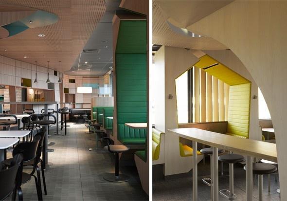 Coolest McDonalds ever...by Patrick Norguet