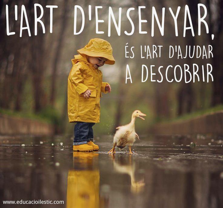 Aprendre per descobrir!