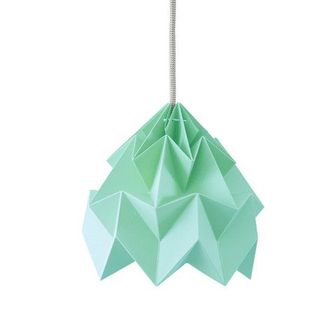 MOTH ICE MINT - Lamp by Studio Snowpuppe