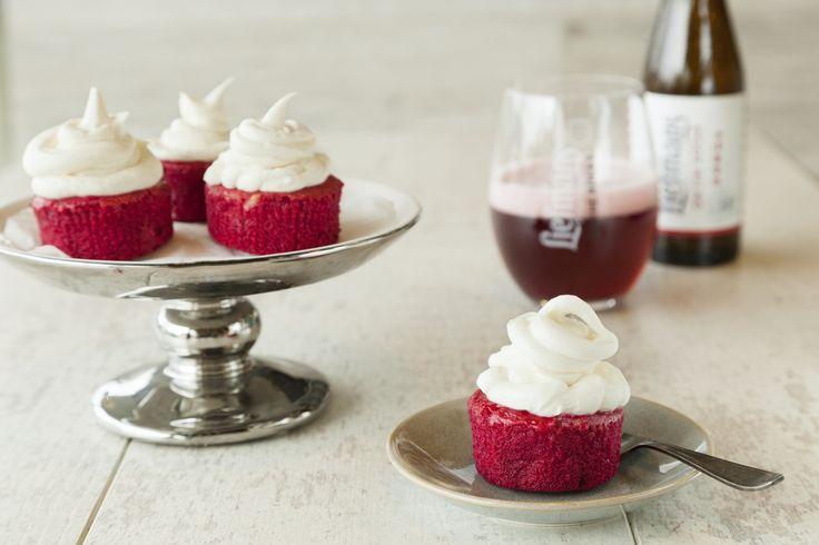 Liefmans red velvet cupcakes - Liefmans