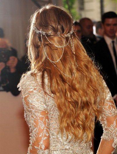 hair and headpiece: Head Pieces, Hair Pieces, Bohemian Hair, Princesses Hair, Hair Style, Hair Accessories, Wedding Hairstyles, Hair Chains, Headpieces