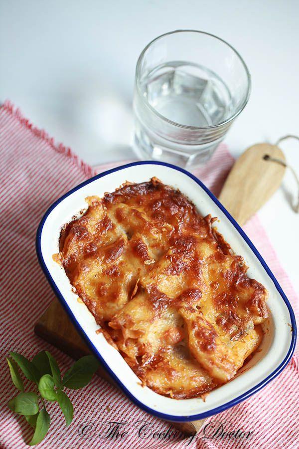 Recipe Chicken Arrabiata Jamie Oliver 37