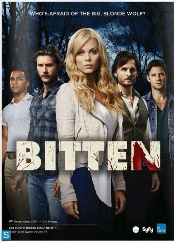 Bitten:  new tv show on SyFy.  So far, so good!