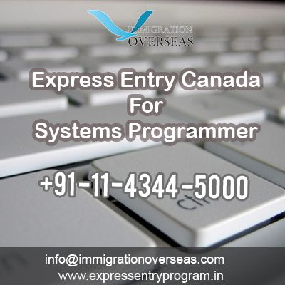 Express Entry Canada for System Programmers Express Entry - system programmer job description