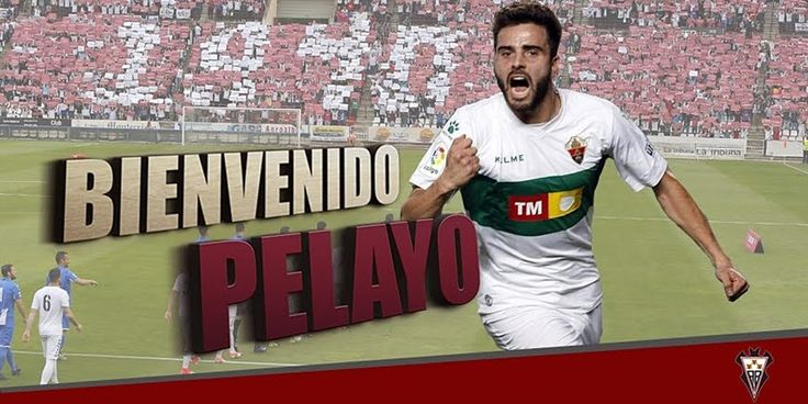 PELAYO NOVO EXPERIENCIA PARA EL CENTRO DEL CAMPO (Vídeo y Estadísticas)  Albacete Balompié Fichajes 2017/2018 Fútbol Pelayo Pelayo Novo García