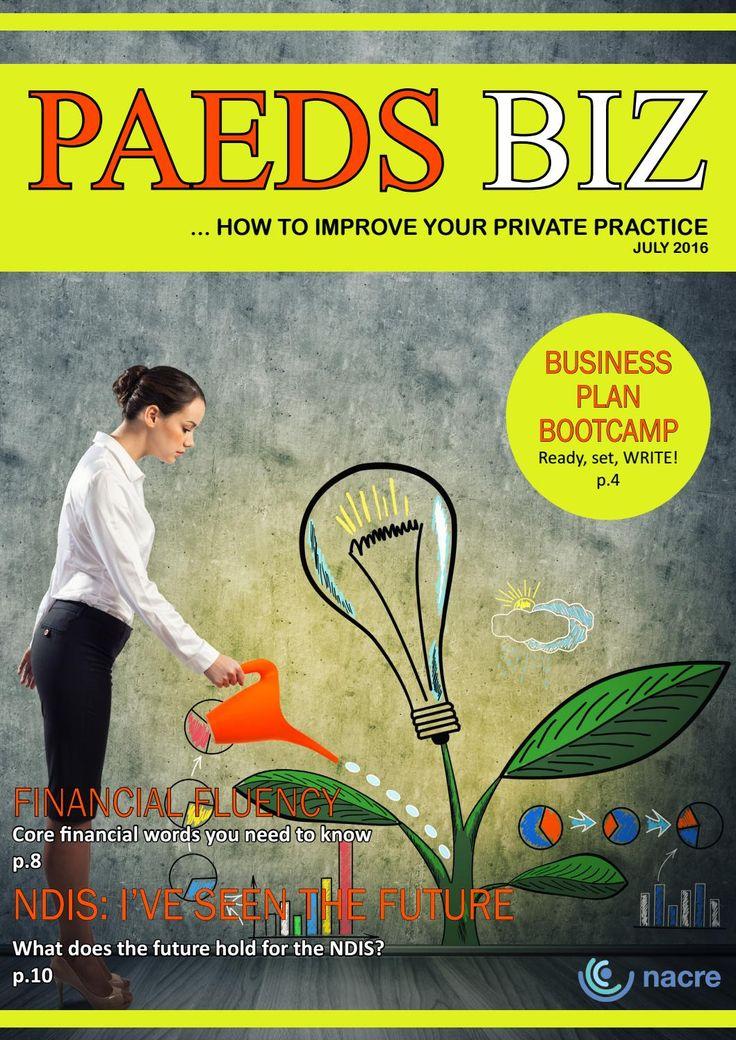 Paeds Biz E-Magazine - July Edition 2016