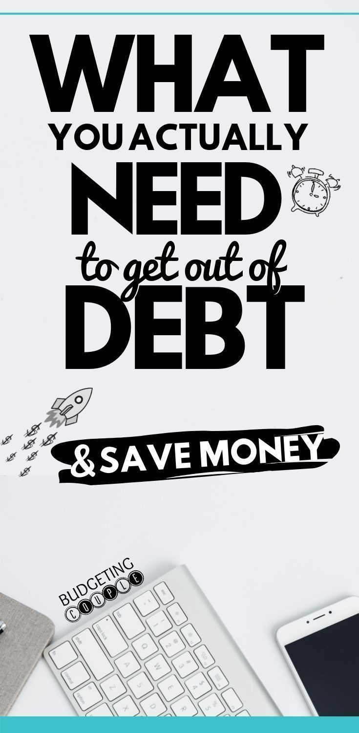 How To Get Out Of Debt With No Income