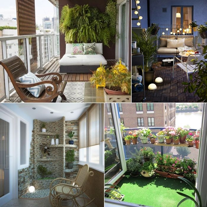 10 beautiful balcony use and decoration ideas http www for Uses of balcony