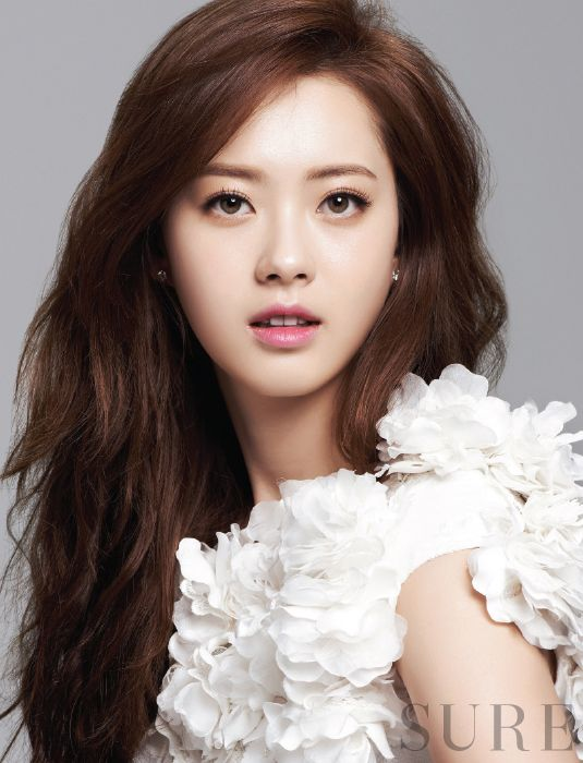 고아라 Sure, 2013년 3월 (Go Ara in Sure, March 2013)