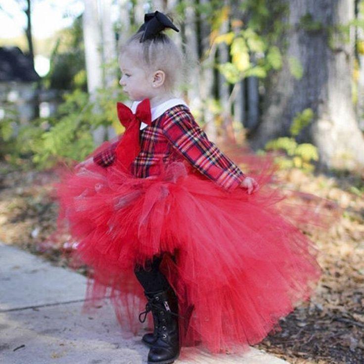 Red Fluffy Cute Princess Girl Tutu Skirt Ankle Length Toddler Girls Birthday Party Tulle tutu Skirts Festival Halloween Clothing #Tutu skirts http://www.ku-ki-shop.com/shop/tutu-skirts/red-fluffy-cute-princess-girl-tutu-skirt-ankle-length-toddler-girls-birthday-party-tulle-tutu-skirts-festival-halloween-clothing/