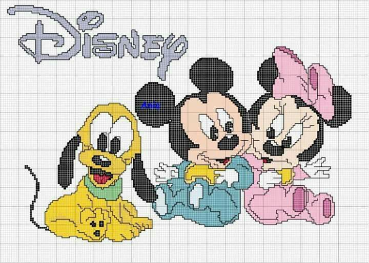 Eccezionale 732 best DISNEY schemi images on Pinterest | Embroidery, Cross  TK25