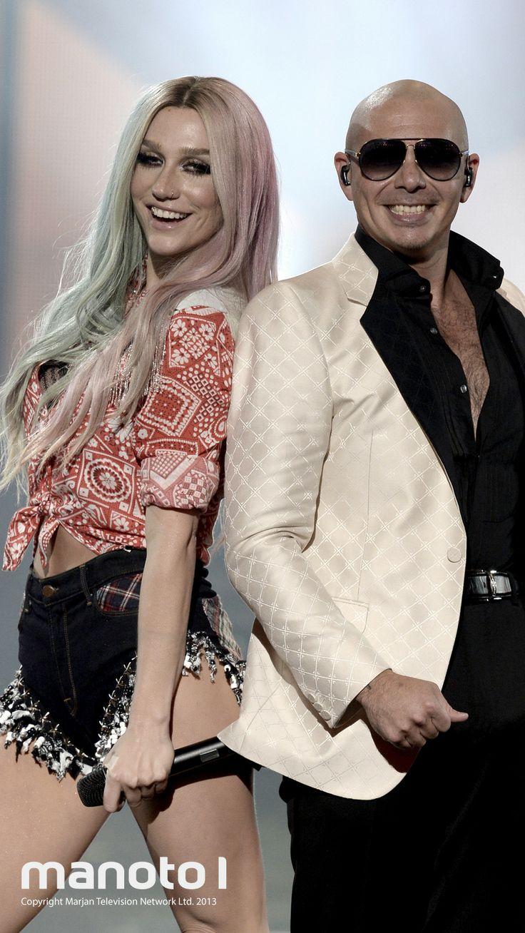 Pitbull & Kesha - TIMBER! <3
