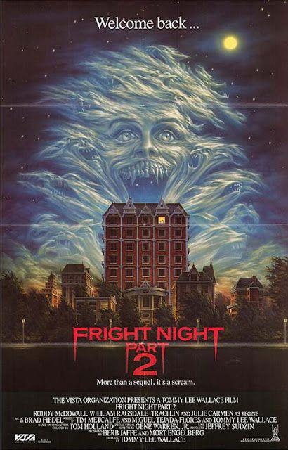 70's & 80's Films: Fright Night Part 2 (1988)