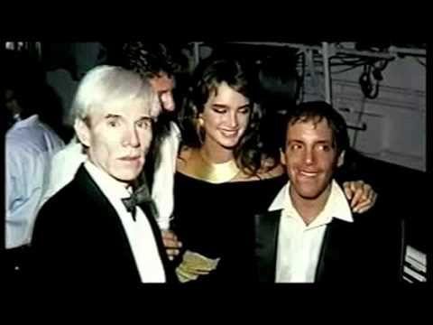 Studio 54 with Andy Warhol