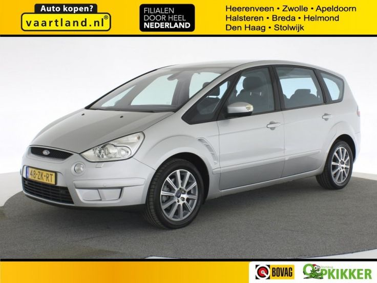 Ford S-Max  Description: Ford S-Max 2.3 16V AUTOMAAT [Climate control PDC Xenon]  Price: 173.60  Meer informatie
