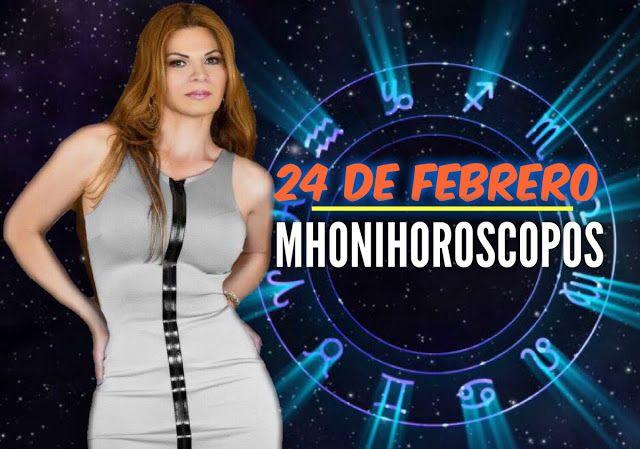 Mhoni Vidente - Horoscopos y Predicciones: Horóscopo del día 24 de febrero, ¡Busca tu signo!