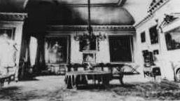 The Dining room, Kippax Park Hall