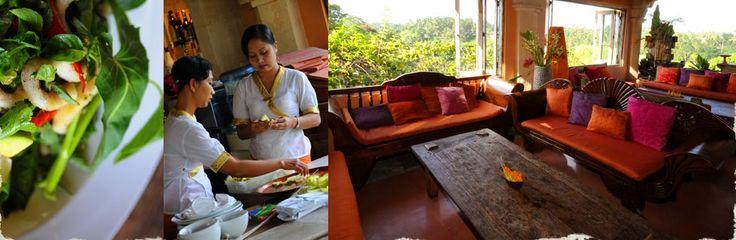 Indus Restaurant in Ubud