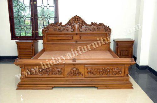 Tempat Tidur Peluru | Hidayah Furniture