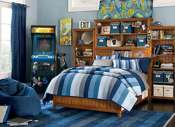 47+ Epic Video Game Room Decoration Ideas for 2018 & The 97 best Video Game Rooms images on Pinterest   Gaming rooms ...