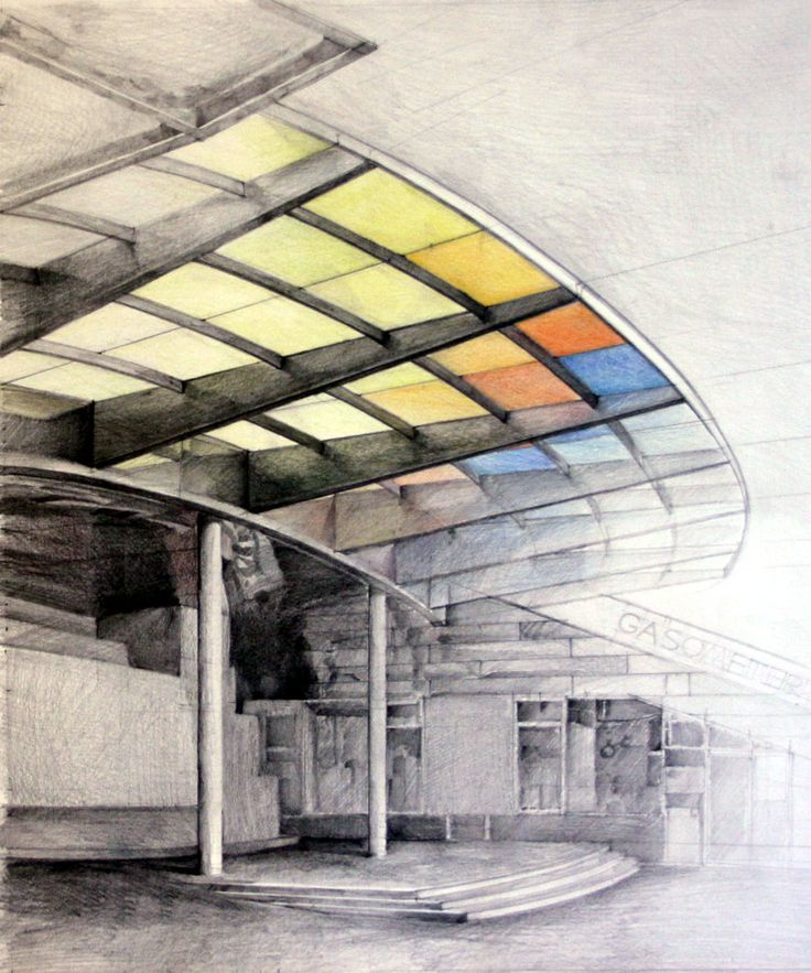 25 best ideas about architectural sketches on pinterest for Cheap architectural drawings