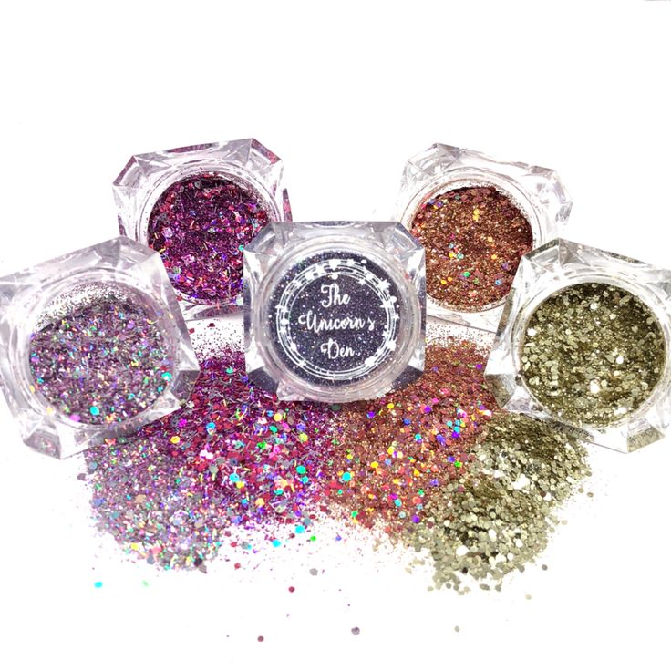 121 Nail Glitters Our Full Glitter Collection Unicorn
