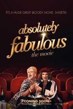 2016 - Absolutely Fabulous: The Movie #homeimprovementalanJackson,