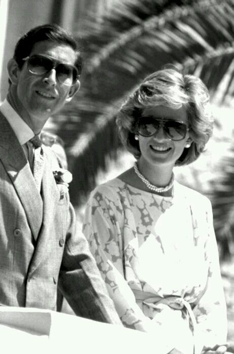 Charles And Diana Black And White Pinterest Charles