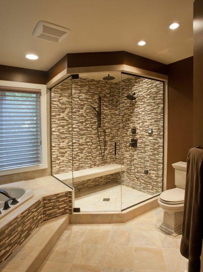 45 besten bad bilder auf pinterest badezimmer b der ideen und duschen - Traumbader fliesen ...