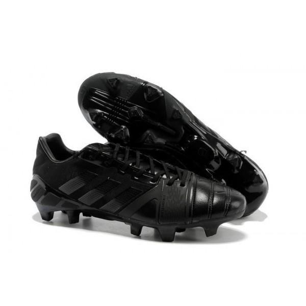 Adidas NC - adidas Nitrocharge TRX FG Soccer Cleats in all black For Sale
