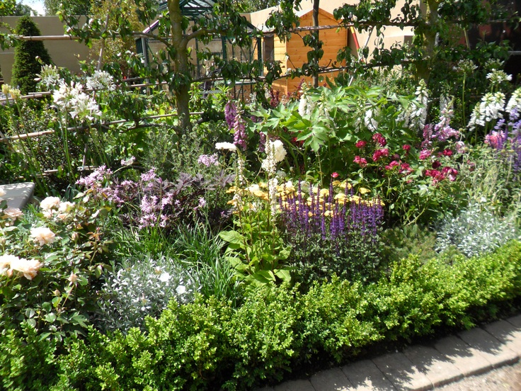 105 best images about informal gardens on pinterest for Told in a garden designs