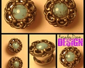 KasadeyDawnDesign -- Plugs and gauges for women with style!Gauges Ears, Plugs Please, Body Jewels