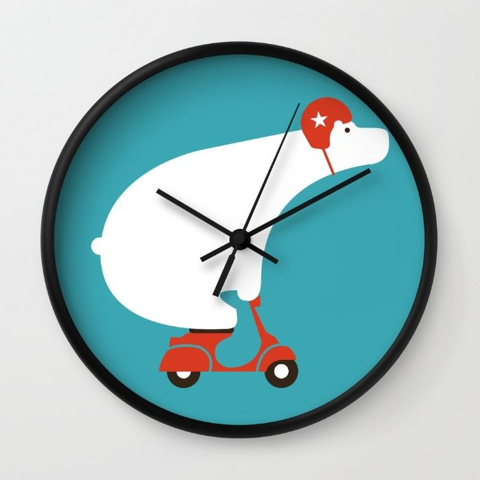 75 Best Unique Wall Clocks And Funny Wall Clocks Images On