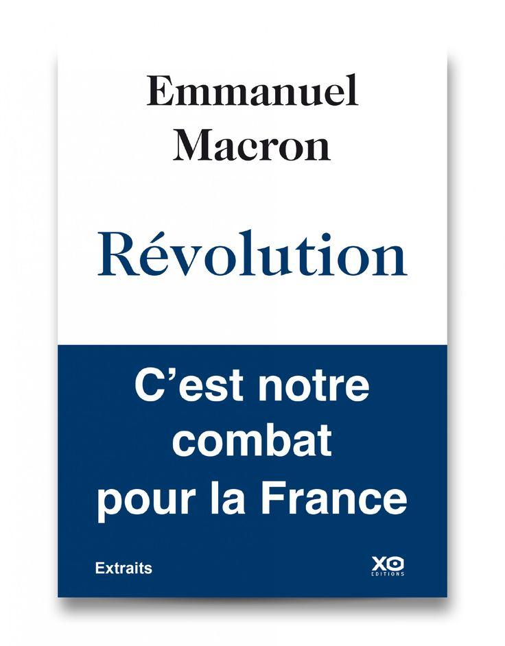 revolution-livre-emmanuel-macron