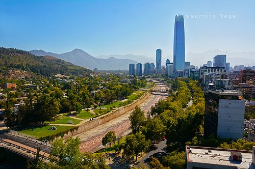 Providencia, Santiago de Chile | Flickr - Photo Sharing!