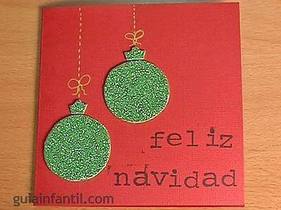de postales navideas para nios cmo hacer una postal para felicitar en navidad postales de navidad caseras para nios - Postales De Navidad Caseras