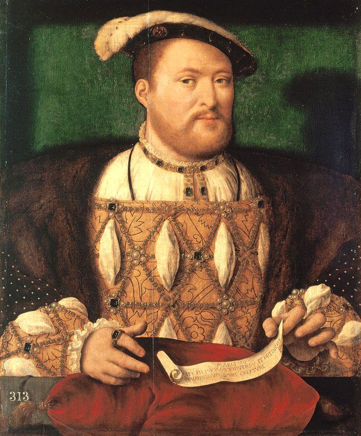 King Henry VIII #KingsCourtMember #Mariners